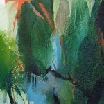 Plantares 15-1 100 x 70 cm 2015
