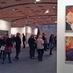 one artist show 2017 Galerie Sievi, Berlin