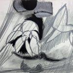 Zeichnung 2017 - 15