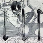 Zeichnung 2017 - 16